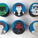 LEGO Star Wars Cupcake Toppers [pic]