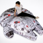 Millennium Falcon Bean Bag [pic]