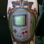 Nintendo Gameboy Tattoo [pic]