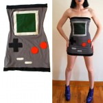 Gameboy Tube Dress [pic]
