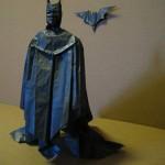 Origami Batman [pic]