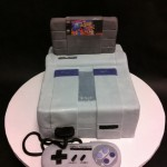 Awesome SNES Groom's Cake [pic]