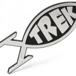 Star Trek Fish Car Emblem [pic]
