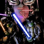 Teenage Mutant Jedi Turtles?! [pic]