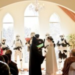 The Ultimate Star Wars Wedding [pic]