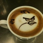 Angry Birds Latte Art [pic]