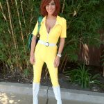 Sexy April O'Neil TMNT Comic-Con Cosplay [pic]