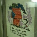 Batman as Drawn by Charles Schultz [pic]