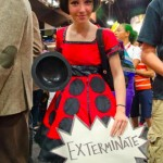 The Cutest Doctor Who Dalek Cosplay Ever [pic]
