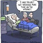 Deathbed Regret [comic]