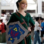 Epic Girl Link Cosplay [pic]