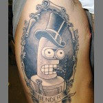 Large Bender Tattoo [pic]