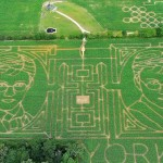 Giant Harry Potter Corn Maze [pic]