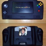 Amazing Nintendo 64 Handheld [pics]