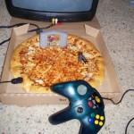 Nintendo 64 Pizza [pic]