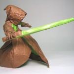 Star Wars Jedi Origami [pic]