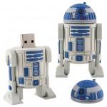 Star Wars R2-D2 USB Flash Drive [pic]