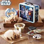 Star Wars Sandwich Cutters and Lunch Box [pic]