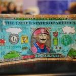 Super Mario Bros Dollar Bill [pic]
