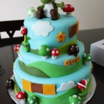 Amazing Super Mario Bros Yoshi Birthday Cake [Pic]