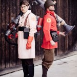 Medic and Soldier Team Fortress 2 Cosplay [pic]