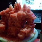 Optimus Prime Watermelon [pic]