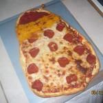 Dalek Pizza [pic]