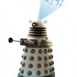 Doctor Who Dalek Digital Projection Alarm Clock [pic]