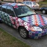 Floppy Disk Car [pic]