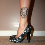 Gears of War Ankle Tattoo [pic]