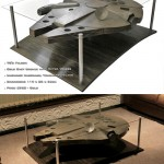 $1500 Millennium Falcon Coffee Table [pic]