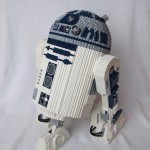 Motorized LEGO R2-D2 w/ Sounds [pic + video]
