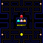 Pac-Man as a First Person Shooter