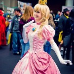 Awesome Princess Peach Cosplay [pic]