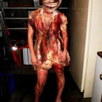 Silent Hill Bubble Head Nurse Cosplay [pic]