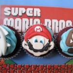Super Mario Bros Cupcakes [pic]