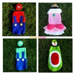 Super Mario Bros Costumes for Dogs [pic]