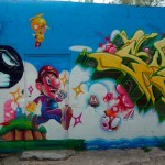 Amazing Super Mario Bros Street Art [pic]