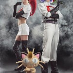 Amazing Pokemon Team Rocket Cosplay [pic]