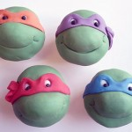 Teenage Mutant Ninja Turtle Cupcakes [pic]