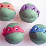 Teenage Mutant Ninja Turtle Cupcakes [pic]