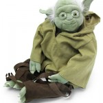 Yoda Plush Backpack [pic]