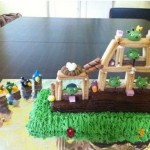 Angry Birds Cake [pic]