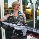 Anya Stroud Gears of War Cosplay [pic]