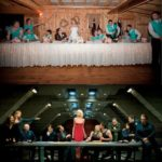Battlestar Galactica Wedding Picture [pic]