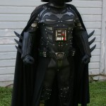 Darth Vader + The Dark Knight = Darth Knight Cosplay [pic]