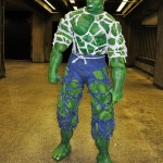 Incredible Hulk Cosplay [pic]