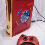 Iron Man Xbox 360 Console Mod [pic]