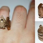 Zelda Triforce Ring [pic]
