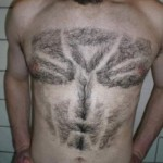 Optimus Prime Chest Hair [pic]
